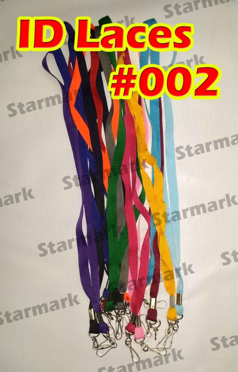 Id Laces Lanyards